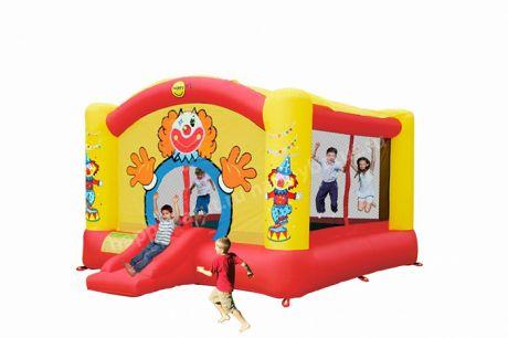 Детский надувной Батут Клоун HAPPY HOP 9014N