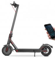 Электросамокат E-Scooter AovoPro App Черный (7800mah)