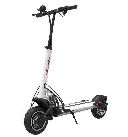 Электросамокат EcoDrift SpeedWay 5 60V 23,4Ah Белый
