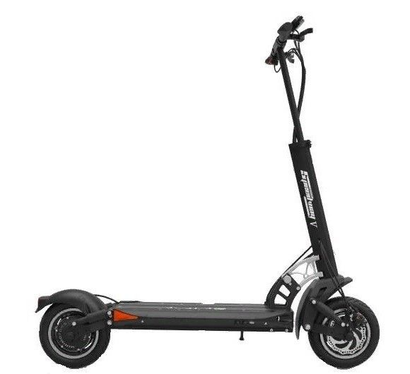 Электросамокат EcoDrift SpeedWay 5 60V 23,4Ah Черный