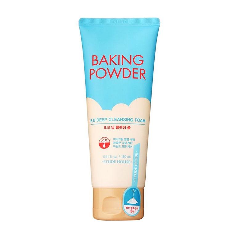 Пенка для умывания и глубокой очистки ETUDE HOUSE Baking Powder BB Deep Cleansing Foam, 30ml