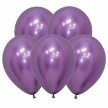 Рефлекс Фиолетовый, (Зеркальные шары), 50 шт