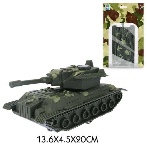 1toy мелочь, а приятно, танк