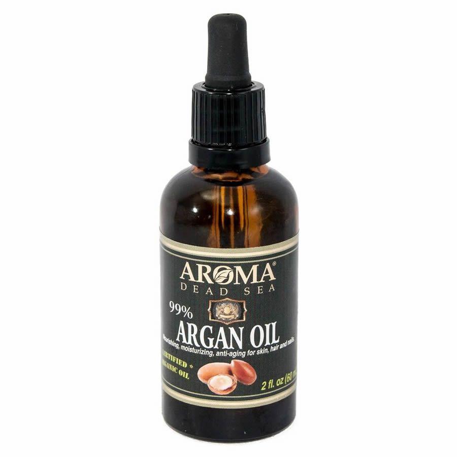 Аргановое масло 99%, Aroma Dead Sea (Арома Дэд Си) 60 мл