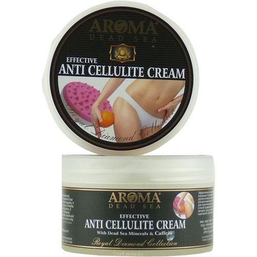 Эффективный антицеллюлитный крем Aroma Dead Sea (Арома Дэд Си) 250 мл
