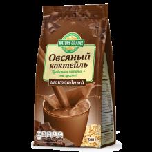 Коктейль овсяный шоколадный «NATURE GRAINS» 300 г