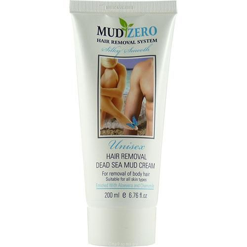 Крем для удаления волос на основе грязи Mud Zero Aroma Dead Sea (Арома Дэд Си) 200 мл