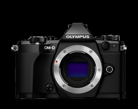 Фотоаппарат со сменной оптикой Olympus OM-D E-M5 Mark II Body