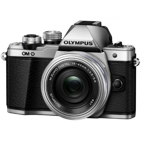 Фотоаппарат со сменной оптикой Olympus OM-D E-M5 Mark II Kit