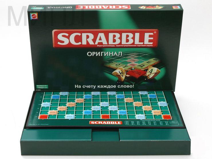 Scrabble Оригинальный
