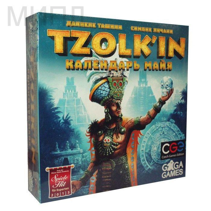 Tzolk`in: Календарь Майя