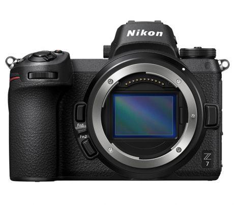 Фотоаппарат со сменной оптикой Nikon Z 7 Body+ adapter