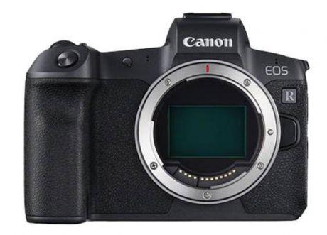 Фотоаппарат со сменной оптикой Canon EOS R Body
