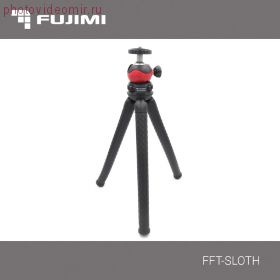 Fujimi FFT-SLOTH гибкий штатив с держателем смартфона