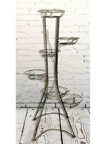 Подставка пристенная напольная Башня-6п