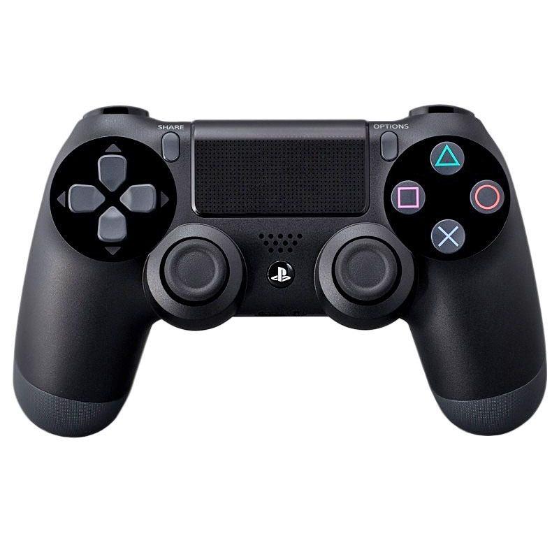 Sony Dualshock 4 v1 Black Геймпад Ps4 черный