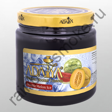 Adalya 1 кг - Double Melon Ice (Ледяной арбуз с дыней)