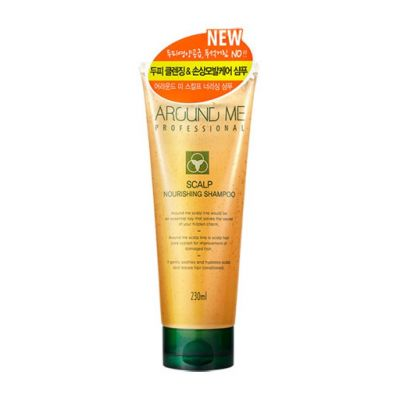 Шампунь для волос и кожи головы Welcos Around Me Scalp Shampoo 230мл