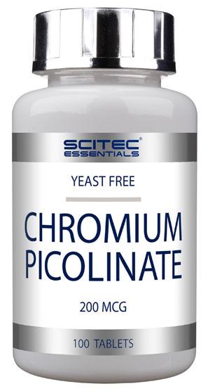 Chromium Picolinate от Scitec Nutrition 100 таб