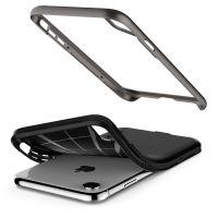 Купить оригинальный чехол SGP Spigen Neo Hybrid для iPhone XR стальной: купить недорого в Москве — выгодные цены в интернет-магазине противоударных чехлов для телефонов айфон 10 R — «Elite-Case.ru»