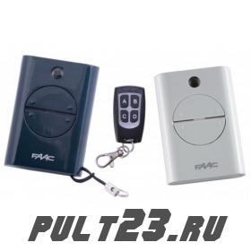 Пульт-аналог «FC» для FAAC RC радио частота 433,92 МГц