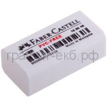 Ластик Faber-Castell PVC-Free белый 188648