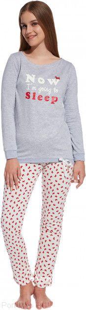 290-24 Пижама для девушек Cornette