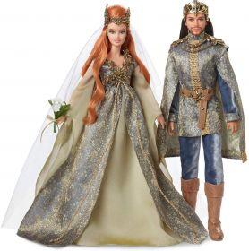 Набор кукол Свадьба в сказочном королевстве, серия Faraway Forest, BARBIE