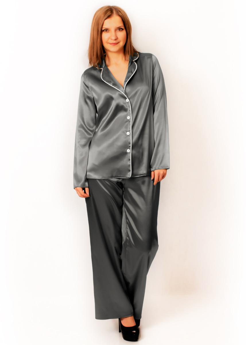 Пижама - Лантана (серый)