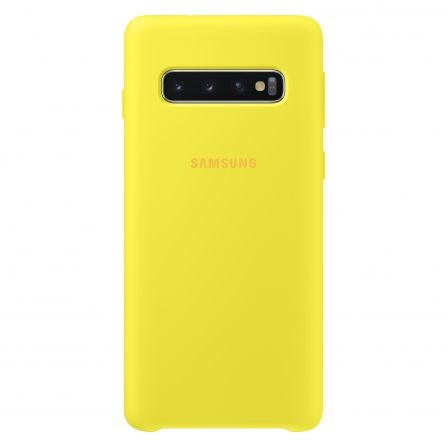 Чехол Samsung Silicone Cover Galaxy S10+
