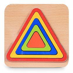 Логическая игрушка Треугольник