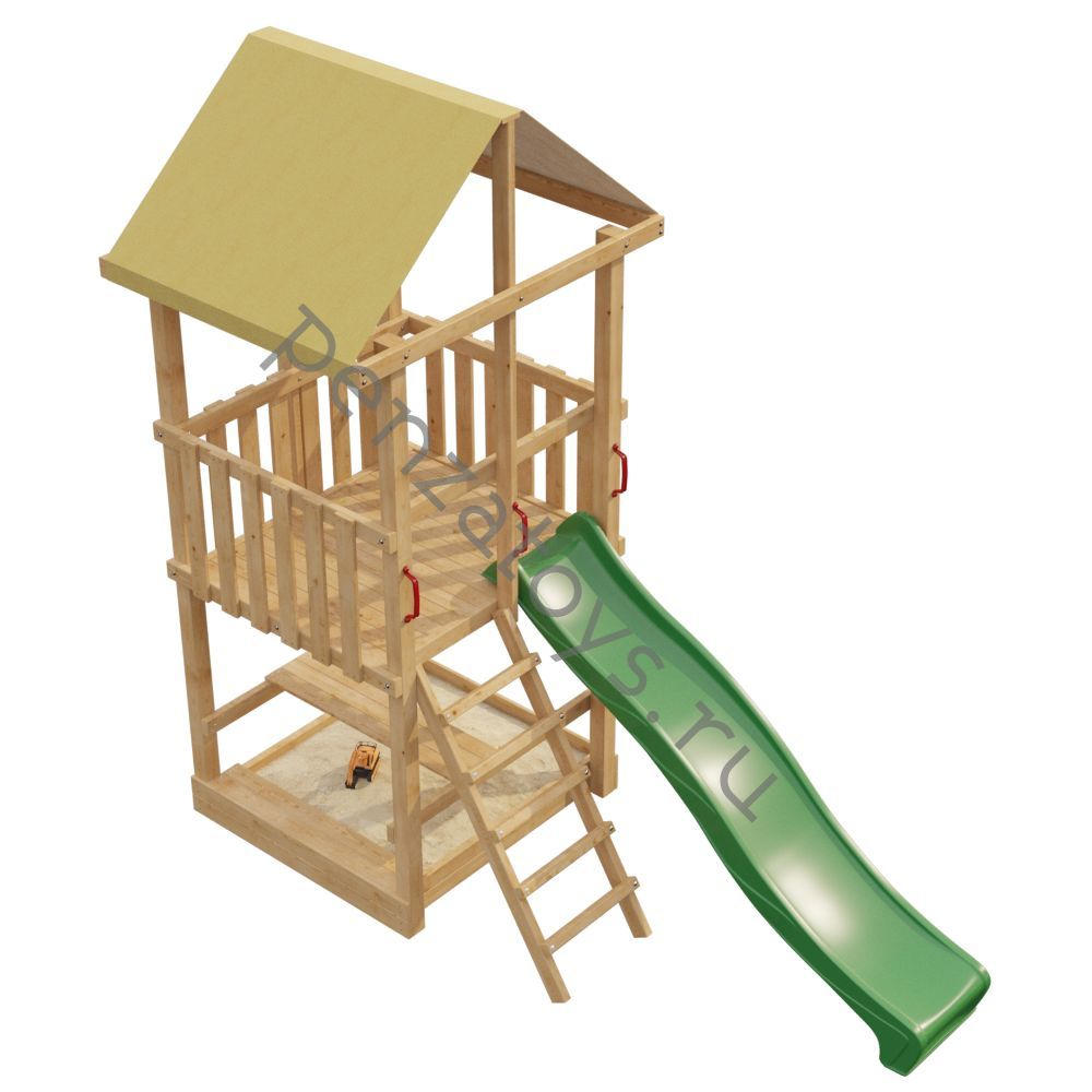 Игровая детская площадка Самсон Элемент-2
