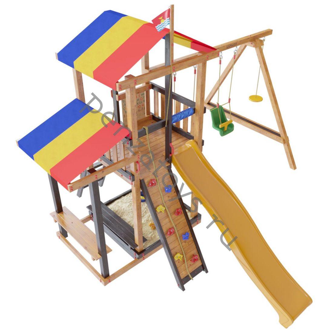 Игровая детская площадка Кирибати Самсон