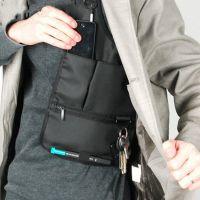 Мужская сумка скрытого ношения Hidden Underarm Shoulder Bag_2