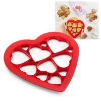 Форма для печенья Сердечки_1