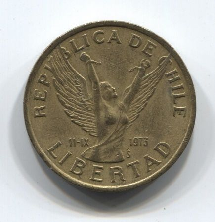 10 песо 1982 года Чили