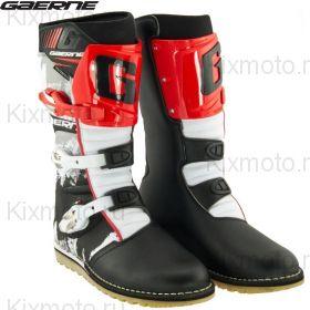 Ботинки Gaerne Balance Classic 2020, Красные