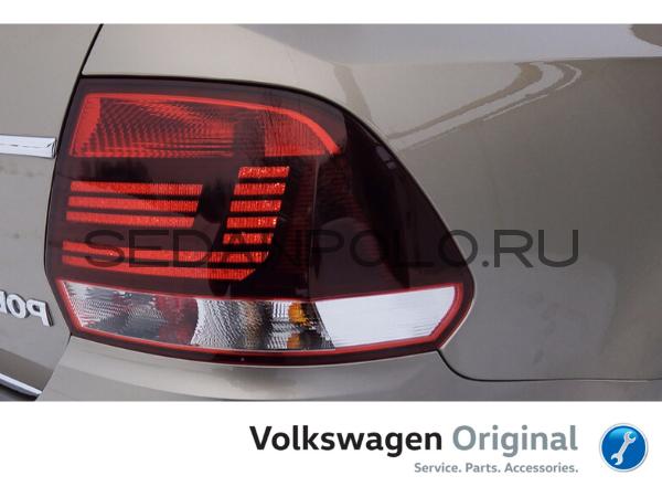 Фонарь задний правый GT Volkswagen Polo Sedan
