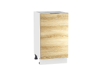 Шкаф нижний с 1-ой дверцей Терра Н450W в цвете Ель карпатская