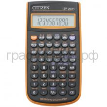 Кальк. Citizen SRP-260 инж.8+2 165 функций