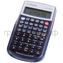 Калькулятор Citizen SRP-260 инж.8+2 165 функций