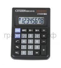 Кальк. Citizen SDC-011S 8р.