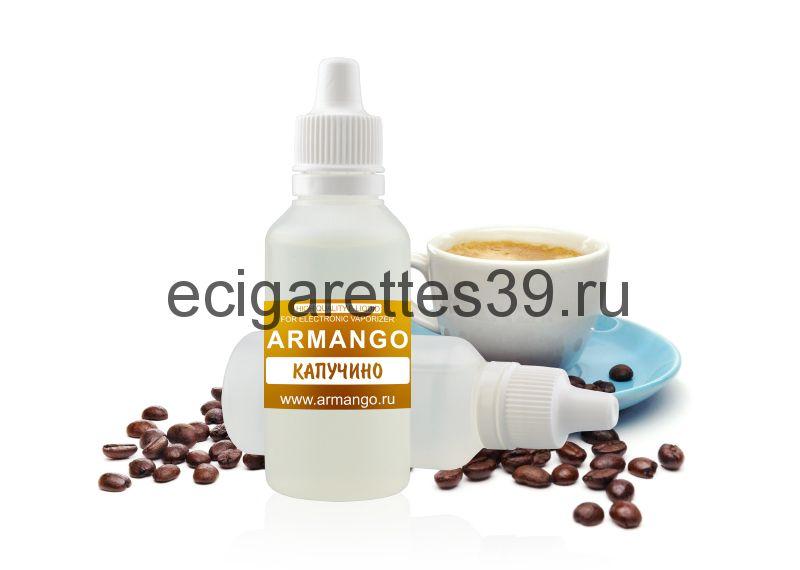 Жидкость Armango Капучино, 30 мл.