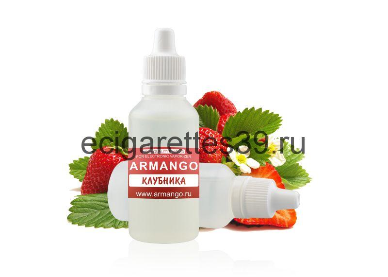 Жидкость Armango Клубника, 30 мл.