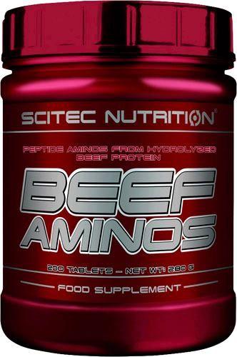 Scitec Nutrition - Beef Aminos