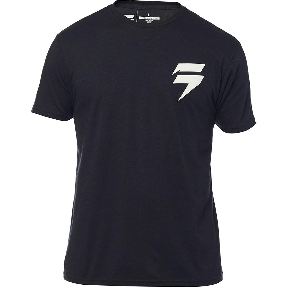 Shift - Corp SS Tee Black футболка, черная