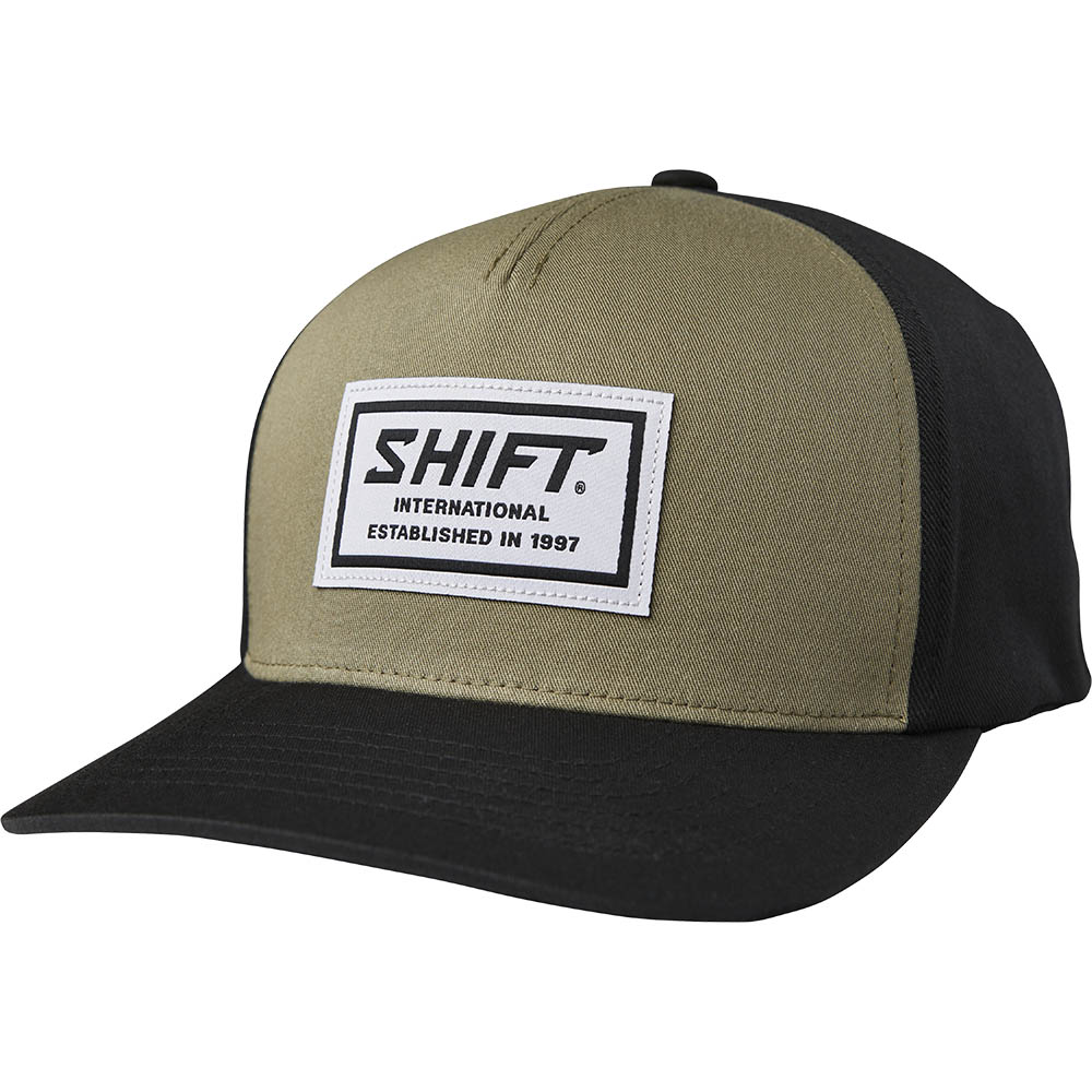 Shift - Muse Snapback Hat Fatigue Green бейсболка, зеленая