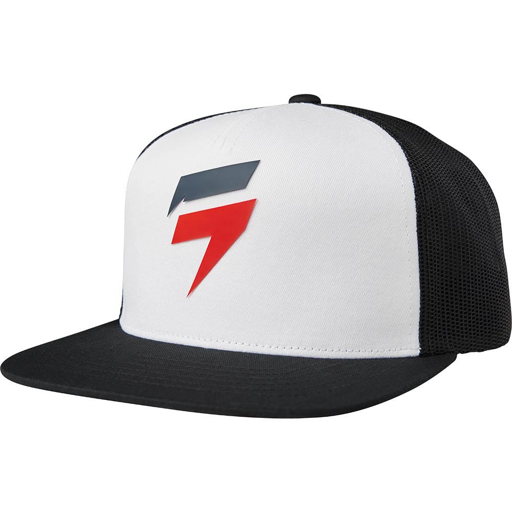 Shift - Corp Hat Snapback White бейсболка, белая