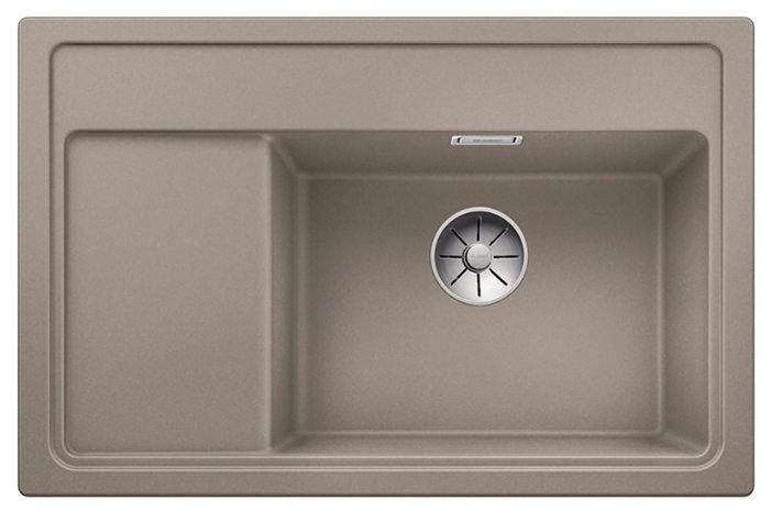 Врезная кухонная мойка Blanco Zenar XL 6S Compact InFino