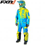 Комбинезон FXR Ranger Instinct Lite - Blue Hi-Vis мод.2019г.